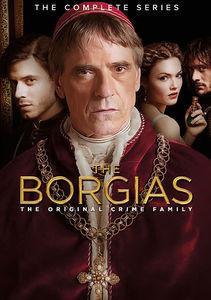 The Borgias: The Complete Series , Jeremy Irons