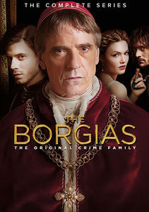 The Borgias: The Complete Series , Jeremy Irons