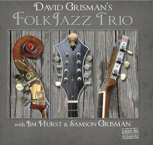 David Grisman's Folk Jazz Trio