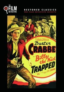 Billy the Kid Trapped