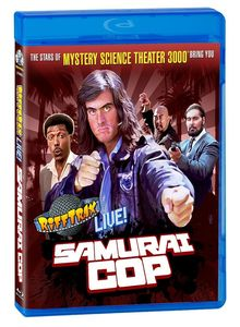 Rifftrax: Samurai Cop Live