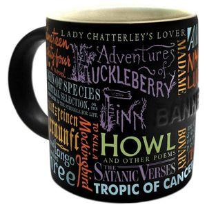 Banned Books 12 Oz Coffee Mug