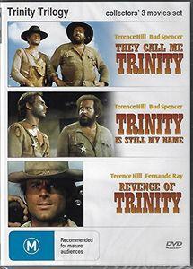 Trinity Trilogy (Trinity Is My Name /  Trinity Is Still My Name / Revenge Of Trinity) [Import]