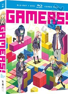 Gamers!: The Complete Series