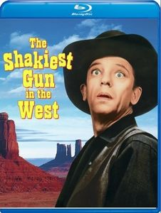 The Shakiest Gun In The West , Don Knotts