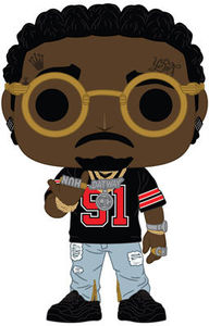 FUNKO POP! ROCKS: MIGOS - Quavo