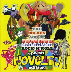 Golden Age American Rock N Roll Special Novelty Edition /  Various [Import]