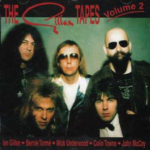 Gillan Tapes 2 [Import]