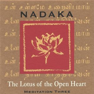 Lotus of the Open Heart