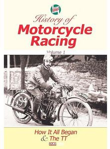 Castrol History of Motorcycle Racing: Volume 1