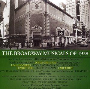 The Broadway Musicals of 1928 (Original Soundtrack)