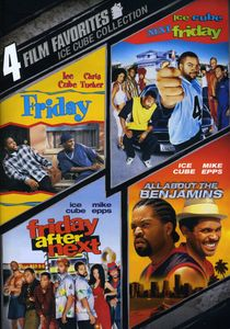 4 Film Favorites: Ice Cube Collection