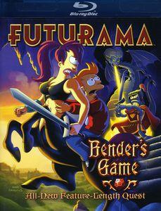 Futurama: Bender's Game