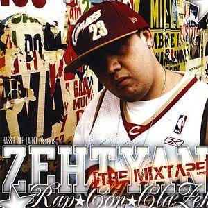Rap Con Cla Zeh the Mixtape
