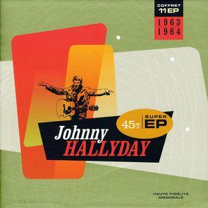 Coffret 11 EP 1963-1964 [Import] , Johnny Hallyday