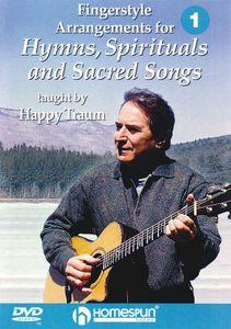 Fingerstyle Arrangements for Hymns Spirituals: Volume 1 and 2