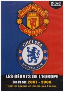 Manchester United/ Chelsea Footbal [Import]