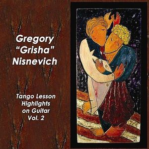 Tango Lesson Highlights on Guitar Vol. 2