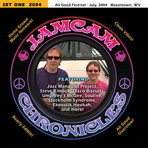 Jam Cam Chronicles /  Allgood 2004