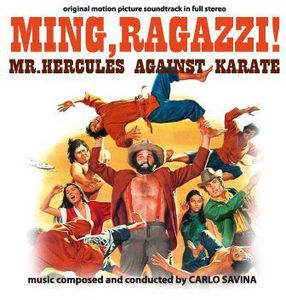 Ming Ragazzi [Import]