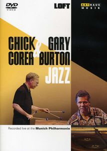 Chick Corea and Gary Burton Jazz
