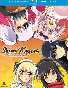 Senran Kagura: Ninja Flash
