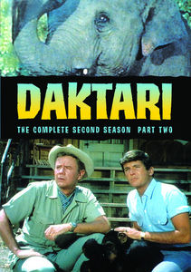 Daktari: The Complete Second Season