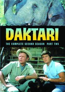 Daktari: The Complete Second Season