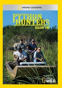 Python Hunters Season 2 - (2 Discs)