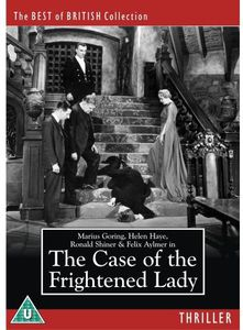 The Case of the Frightened Lady [Import]