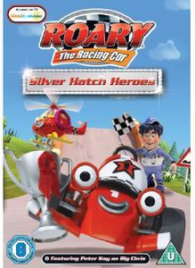 Roary the Racing Car the Silver Hatch Heroes [Import]