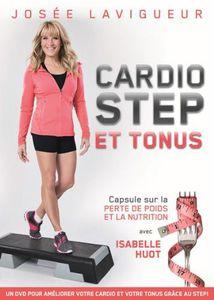 Josee Lavigeur: Cardio-Step & Tonus [Import]