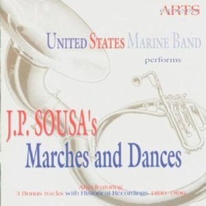 The United States Marine Band Performs Sousa Marches and Dances