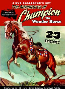 The Adventures of Champion: 3 DVD Collector's Set