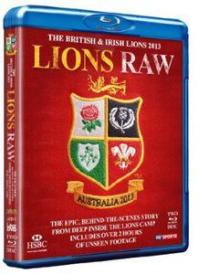 British & Irish Lions 2013: Lions Raw [Import]