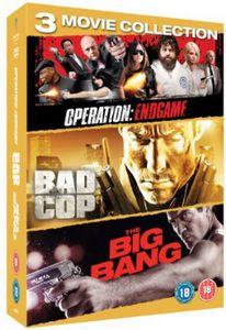 Cop Triple (Big Bang/ Bad Cop/ Operation: Endgame) [Import]