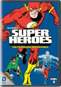 DC Comics Super Heroes: The Filmation Adventures: Volume 1