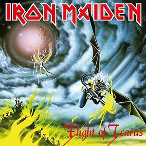 Fligh of Icarus [Import] , Iron Maiden