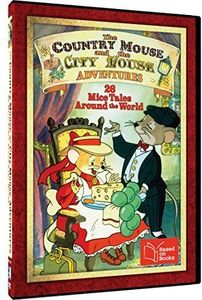 The Country Mouse and the City Mouse Adventures: 26 Mice Tales Around the World