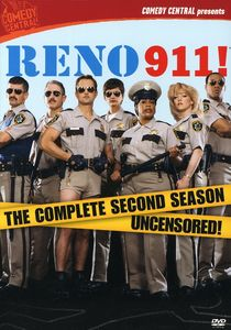 Reno 911: Complete Second Season - Uncensored