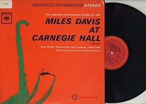 At The Carnegie Hall Part One [Import] , Miles Davis