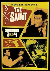 The Saint: Seasons 3 & 4