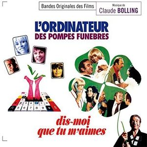 L'Ordinateur Des Pompes Funebres (The Probability Factor) (Original Soundtrack) [Import]