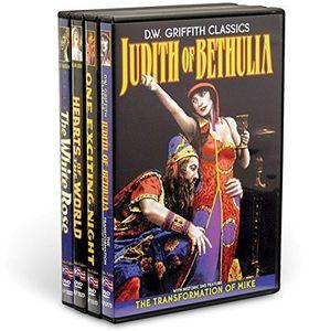 D.w. Griffith Silent Classics, Volume 2: 5-film