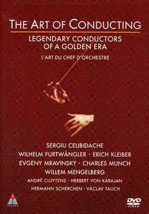 The Art of Conducting: Legendary Conductors of a Golden Era [Import]