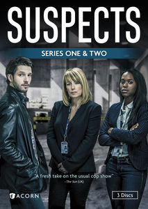 Suspects: Series One & Two