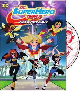 DC SuperHero Girls: Hero of the Year
