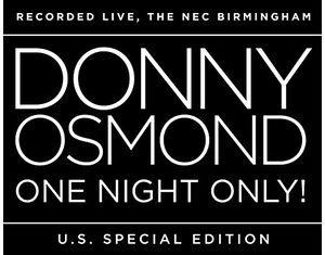 One Night Only (Deluxe Edition) [Import]