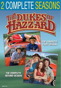 The Dukes Of Hazzard: Season 1 + Season 2