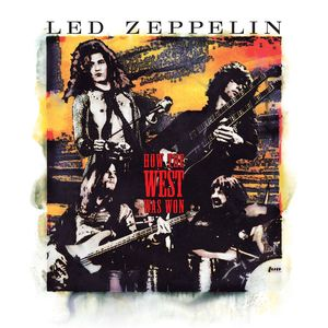 How The West Was Won LIVE  (4 LPs) , Led Zeppelin
